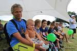 Novou naučnou trasu otevřeli v sobotu v Kravařích. Liščí stezka s osmi zastávkami je dlouhá necelých 5,5 kilometru.