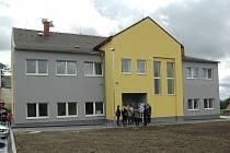Centrum pro vzdělávání a kulturu (CVAK) v Novém Oldřichově.