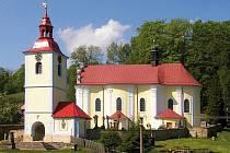 Kostel sv. Petra a Pavla v Horním Prysku se letos poprvé otevře v rámci Noci kostelů.