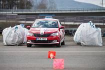 Sosnová autodrom START DRIVING edukace metodika výuka autoškola
