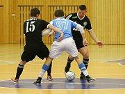FC Démoni Česká Lípa - SK Interobal Plzeň 2:8 (1:1).