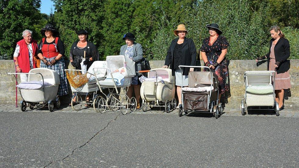 Fandové starých kol mají sraz v Horní Polici