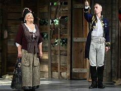 Jiřina Bohdalová se v únoru představí v Jiráskově divadle v České Lípě v hlavní roli v komedii o dnech, kdy se zapomnělo na slávu Napoleona Bonaparta.