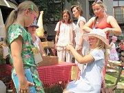 První ročník Lenfestu, festivalu zaměřeného na tradici, proběhl v Doksech.