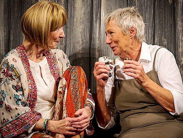 Obdivovatelé hereckého umění Daniely Kolářové a Dany Syslové se s oběma dámami setkají už dnes v Novém Boru. Městské divadlo uvede od 19 hodin hru Dámy z Aniane.
