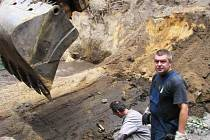 Nevybuchlou munici nachází v Ralsku stále