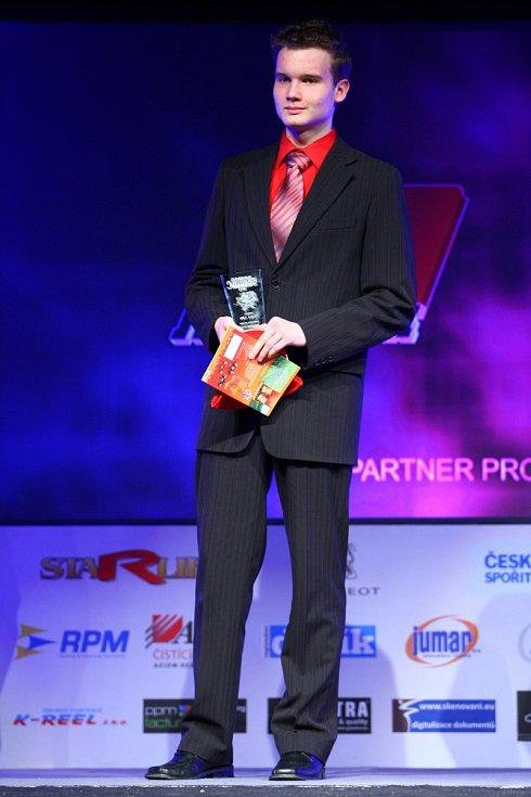 Sportovní střelec Petr Cejpa z SSK Manušice získal v kategorii jednotlivci mládež osmé místo.