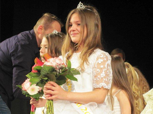 Osmiletá školačka Beáta Brádková z Litoměřicka se stala vítězkou 4. ročníku soutěže Sluníčko Deníku.