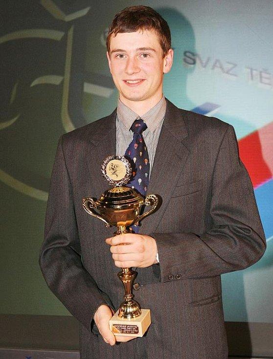 Deník ocenil nejúspěšnější sportovce uplynulého roku. Bronzový skončil František Bogar.
