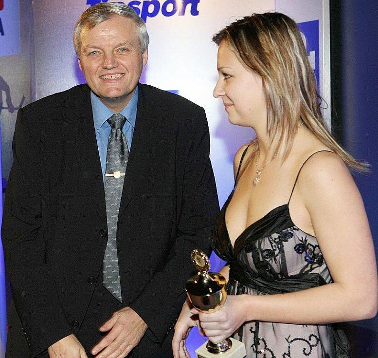 Deník ocenil nejúspěšnější sportovce uplynulého roku. Třetí místo mezi mládeží získala střelkyně Gabriela Vognarová.