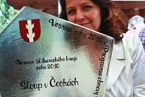 V roce 2010 se Vesnicí roků v Libereckém kraji stal Sloup v Čechách.