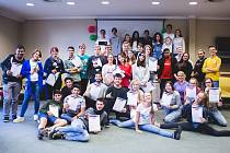 Studenti z Gymnázia v České Lípě vyjelo třetí týden v září na projekt Let´s play tolerance v polském Bedzinu.