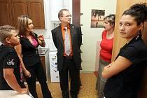 Startovací byt získal Dětský domov v České Lípě na sídlišti Sever.