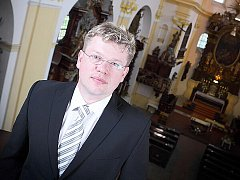 Martin Prokeš, ředitel festivalu Lípa Musica.