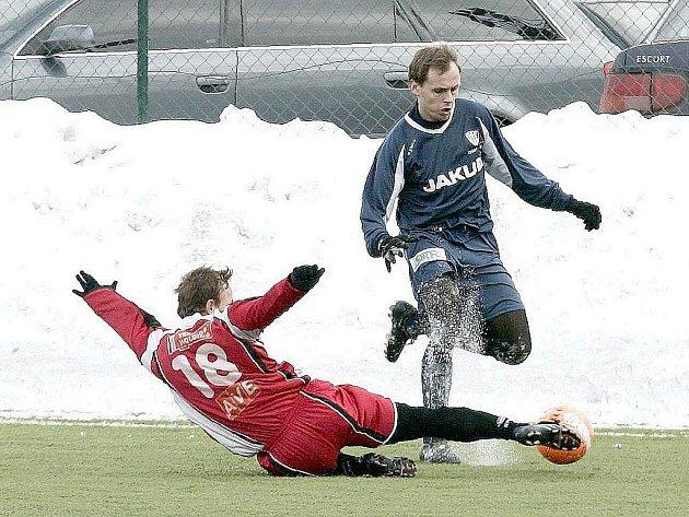 Soupeřem Českolipských byl vedoucí celek II. ligy, tým FK Ústí nad Labem.