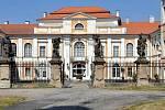 Státní zámek Duchcov na Teplicku.