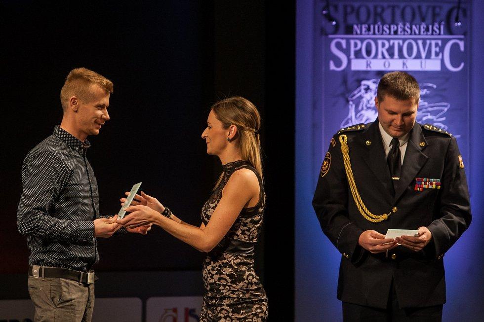 Bronzový medailista z atletického MČR Ondřej Chour bral 10. místo v hlavní kategorii.