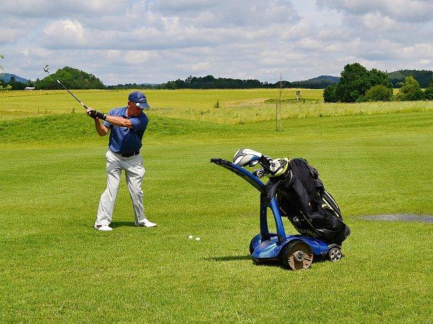 V Golf Resortu Česká Lípa letos proběhlo na 70 turnajů.