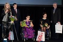 Petra Hurtová vyhrála Český pohár handicapovaných v horské cyklistice (kategorie handbike - ženy).
