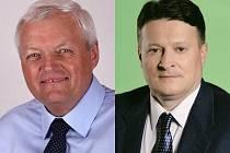 """V prvním díle seriálu """"Dotazník pro senátora"""" odpovídali na otázky Deníku Karel Kapoun (ČSSD) a Jan Dvořák (KSČM)."""