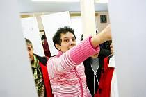 V Jestřebí zůstalo z původních 85 klientů zhruba 50. Snímek je ze dne otevřených dveří, který se v Domově Sluneční dvůr konal loni v březnu.
