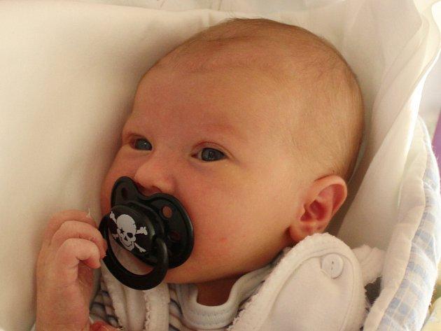 Rodičům Kristýně Černé a Josefu Petrnekovi ze Zákup se v sobotu 19. srpna v 19:55 hodin narodil syn Matyáš Petrnek. Měřil 51 cm a vážil 3,76 kg.