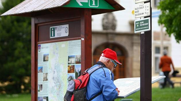 Pro místní i návštěvníky chystá novoborské infocentrum řadu novinek.