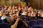 Novoborská premiéra filmu Případ mrtvého nebožtíka.