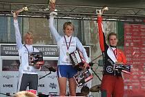 Kateřina Loubková má titul.