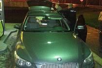 Třicetiletý řidič, kterého strážníci zadrželi, byl pod vlivem drog a má zákaz řízení.