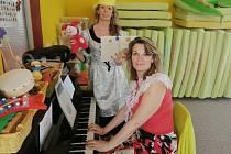 Učitelky z MŠ Pražská Doksy připravuje program pro předškoláky, i když ti jsou zatím doma.