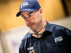 Dakar Setkání přivítá zahraniční hvězdu rallysportu první velikosti. Divákům se představí Xavier Pons.