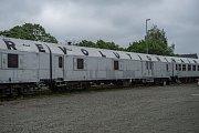 Vlak přivezl příběhy feťáků.