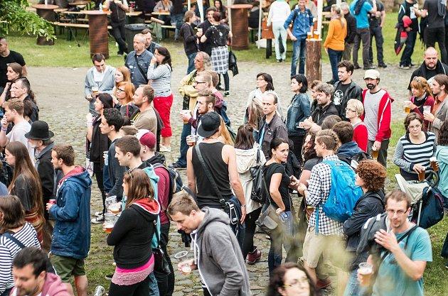 Na českolipském vodním hradě se odehrál dvanáctý ročník kulturního svátku jménem Všudybud.