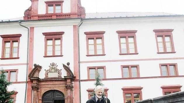 Zákupský zámek.