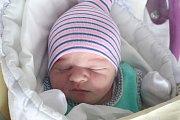 Rodičům Andree a Petrovi Šafránkovým z Nového Boru se v pondělí 15. července ve 22:56 hodin narodil syn Jakub Šafránek. Měřil 50 cm a vážil 3,63 kg.