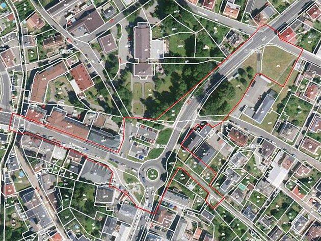 Město Nový Bor hledá budoucí podobu Tyršova náměstí a přilehlého okolí.