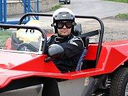 Organizátoři zaregistrovali více než šest desítek majitelů sportovních a závodních veteránských vozů.