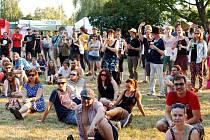 Příjemnou atmosféru loňského ročníku si vychutnalo přes tisíc návštěvníků.