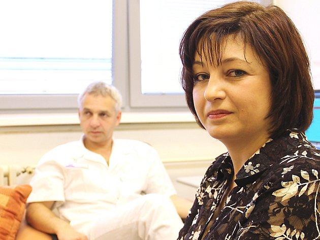 Jana Bačkovská.