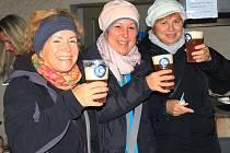 Pivovar ve Cvikově slavil 4. narozeniny jarmarkem i koncerty.