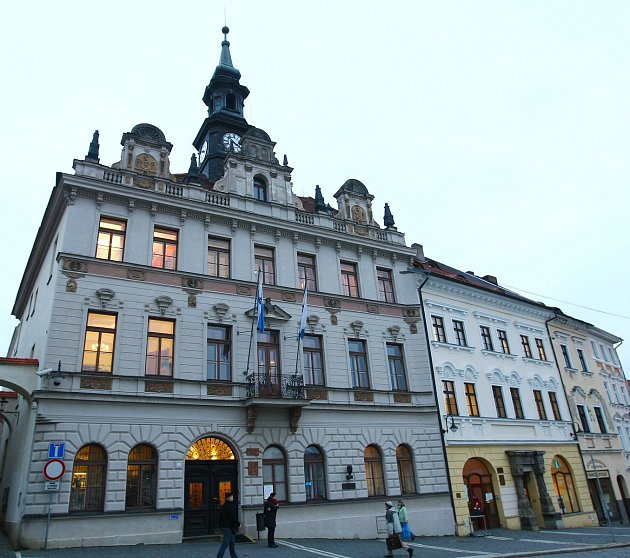 Českolipská radnice.