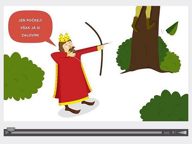 Celostátní průvodce po místech spojených s Karlem IV. myslí také na Doksy. Nová aplikace nabízí dětem příběh, který je zábavnou formou provede po zajímavých místech ve městě a okolí.