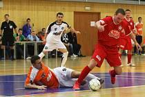 FC Démoni Česká Lípa  - Torf Pardubice 5:6 (3:5).