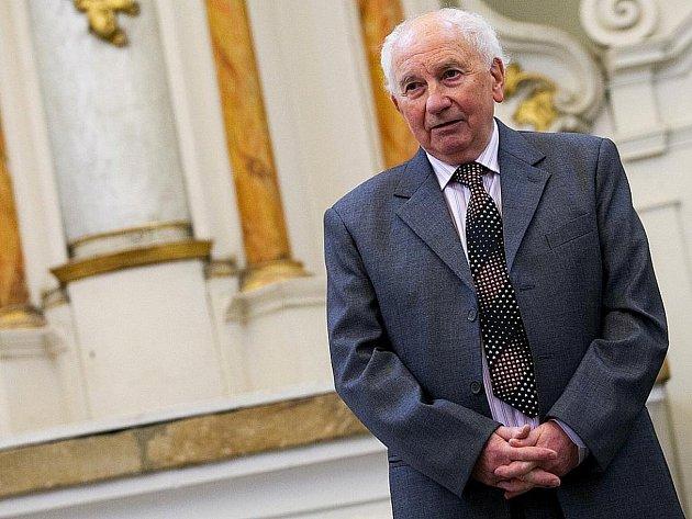 Zdeněk Pokorný, bývalý starosta České Lípy, pedagog