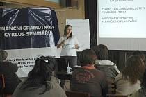Cyklus seminářů pro nezaměstnané proběhl také v deseti obcích Českolipska.