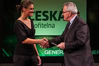 6. místo v kategorii jednotlivci dospělí: Úspěšná karatistka Jana Bělohlavová (SPORT RELAX).