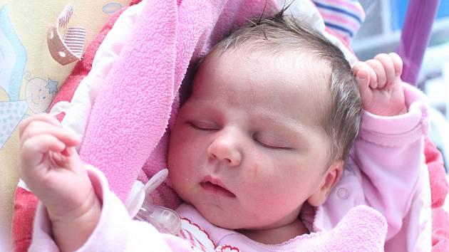 Rodičům Ludmile a Lukášovi Forštovým ze Svoru se v sobotu 4. května ve 3:30 hodin narodila dcera Štěpánka Forštová. Měřila 49 cm a vážila 3,29 kg.