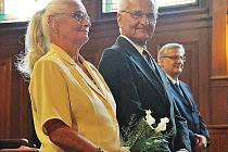 Posledních téměř dvacet let žijí manželé Dobří v Sosnové.
