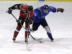 O postup do play-off se českolipští hokejisté poperou v sobotu s PSK Liberec.